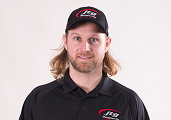 "Pit Crew Position: 47 Front Tire Changer<br /> Hometown: : Wood Cross, Utah. <br /> Favorite Sport Outside of NASCAR: Wife Football<br />  Known by the nickname, ""Utah"", the Woods Cross, UT native grew up watching his Uncle racing Indy cars and always had a passion for motorsports. Following high school, Filler moved from Utah to North Carolina with the goal of entering the racing world as a driver. However in 2007, he found himself at Hendrick Motorsports learning how to change tires. For the past nine NASCAR seasons, Filler has been on pit road working for various teams throughout NASCAR three top-tier series and joined JTG Daugherty Racing as the front tire changer for the 2014 season.  <br />  Channing notes that his most memorable moment on pit road so far took place in 2013 while pitting for the No. 27 team during the NASCAR Sprint Cup Series season finale at Homestead-Miami Speedway. Following an on-track incident, the No. 27 car's right rear tire exploded, causing the car to be engulfed in flames and Filler had to pull the driver, Paul Menard, out of the burning car."